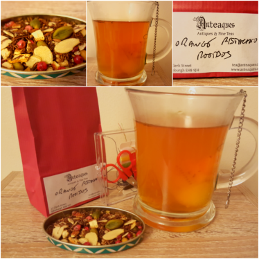 Orange Pistachio Rooibos