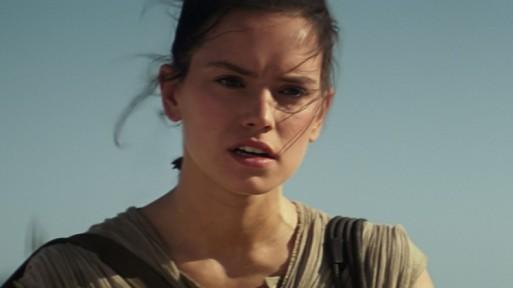 Confused Rey