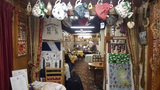 Forsyth's Tearoom