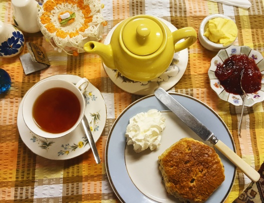 Forsyth's Tearoom Cream Tea